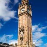 Belfast Albert Clock