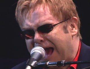 Elton John i Belfast